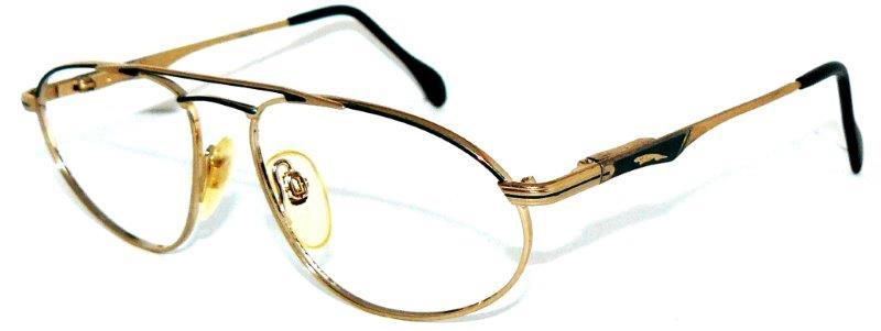 jaguar 3464 brille gold pure titanium e type herren. Black Bedroom Furniture Sets. Home Design Ideas