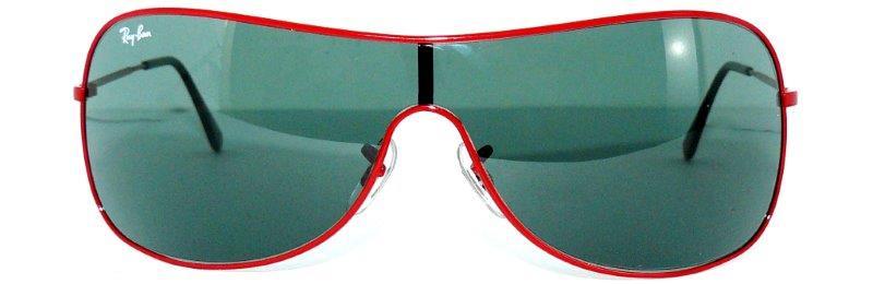 8b77df09c9f2ed Ray Ban RB 3211 Sonnenbrille ROT SHILD 3471 DAMEN BRILLE HERREN 3250 ...